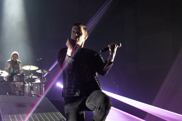 Photos: Shinedown, Papa Roach, and Asking Alexandria sell out Chaifetz Arena
