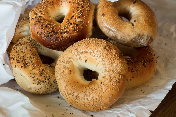 Ask George Do You Have Anything To Add To This Whole Bagelgate Controversy