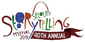 STL Storytelling Festival 2019 - Logo-Branding