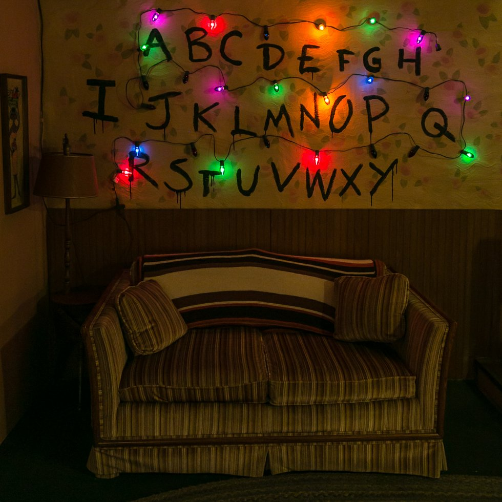 Stay at this 'Stranger Things'–themed Airbnb in Tower Grove East