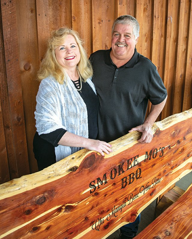 Restaurateurs Frank and Eva Imo to open second Smokee Mo's location