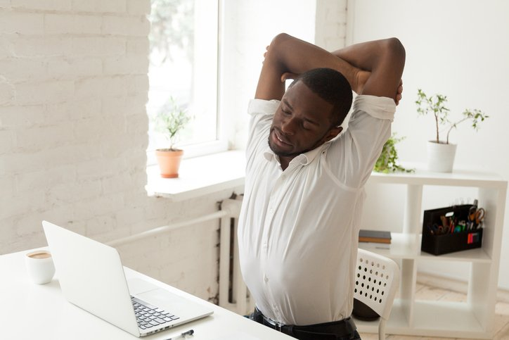 How To Reverse Your Desk Posture In 6 Yoga Poses
