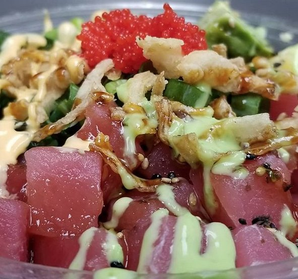 Kamikaze Poké gears up for its first full summer food truck season