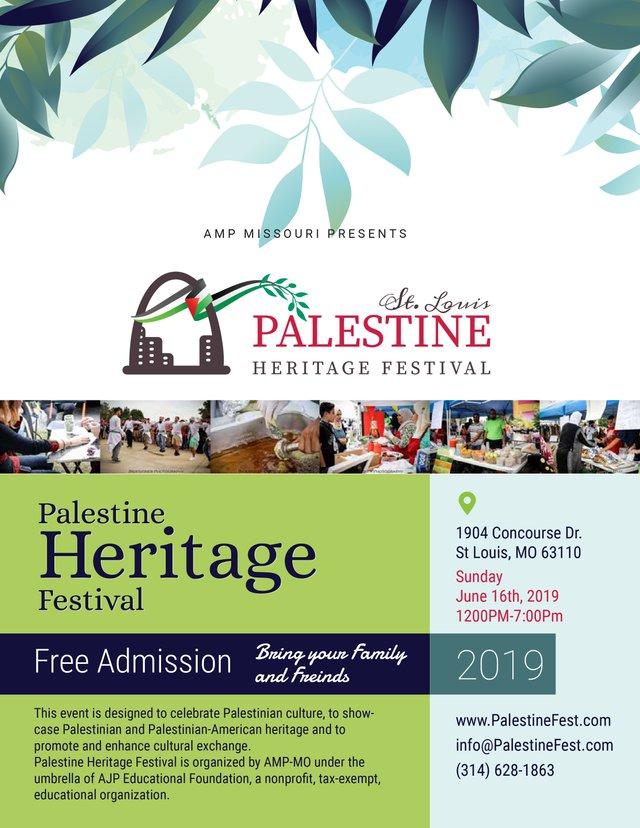 Palestine Heritage Festival