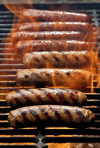 Ask George: Hot dogs or brats?