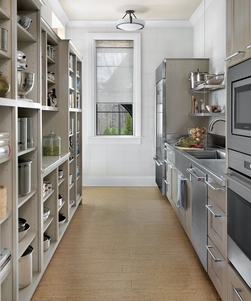 For Homeowners With The Space And Budget A Dirty Kitchen Keeps The Main Kitchen Clean For Entertaining
