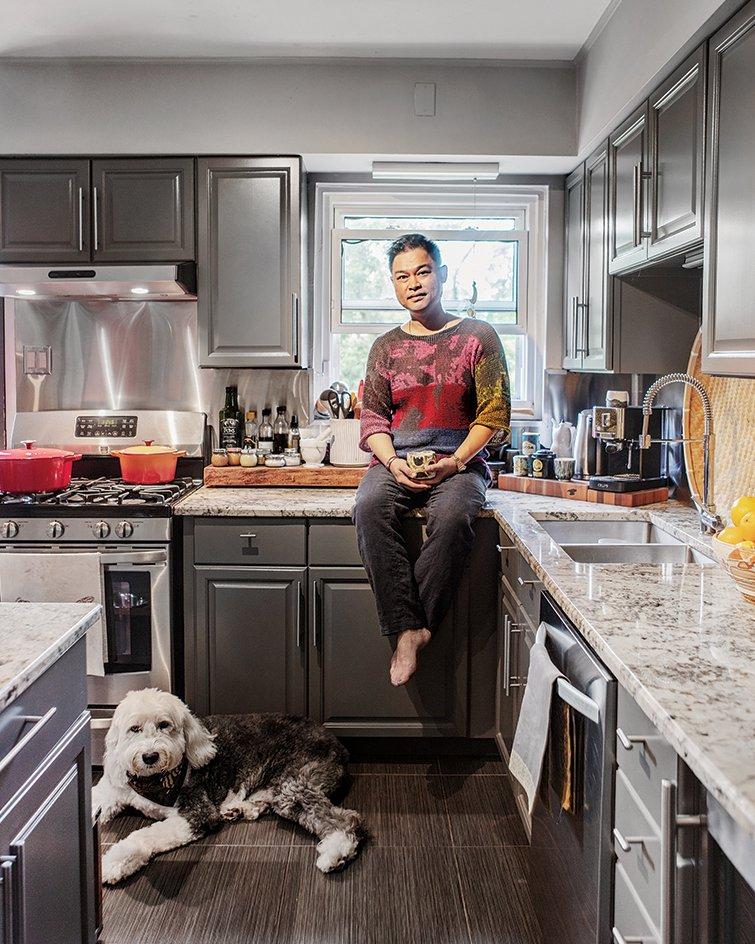 251 & Chef Bernie Lee\u0027s kitchen in his University City home is ...