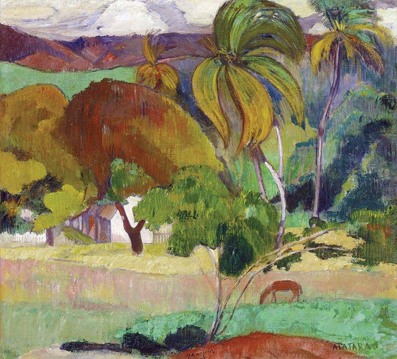 New Saint Louis Art Museum exhibition looks at Paul Gauguin's travels