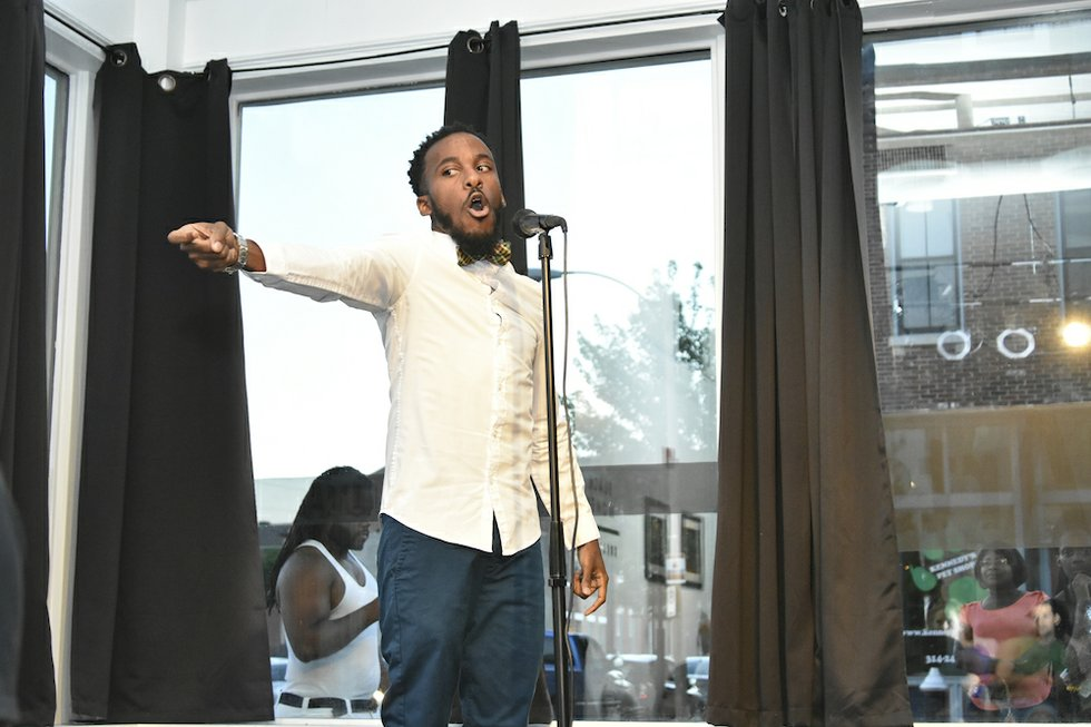 More than 100 poets to perform at .Zack during the 2019 Rustbelt Regional Poetry Slam Tournament