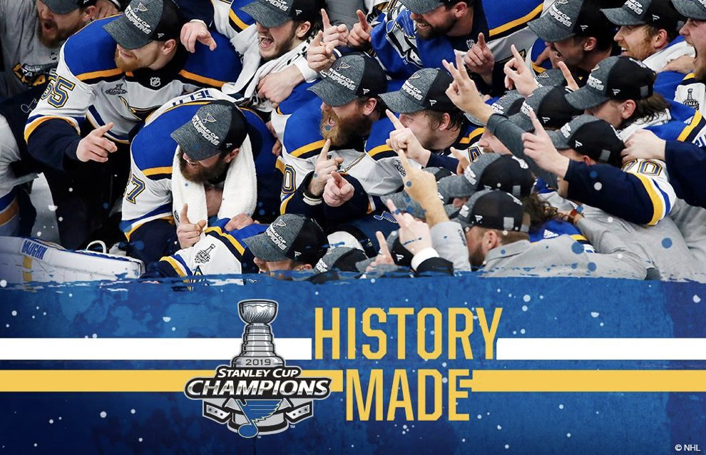 Blues Championship Parade & Rally date, time, and location announced