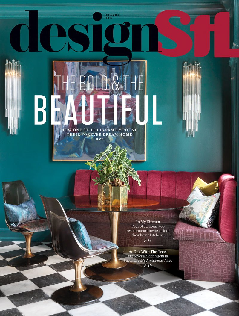 Design STL Jul/Aug 2019 Cover