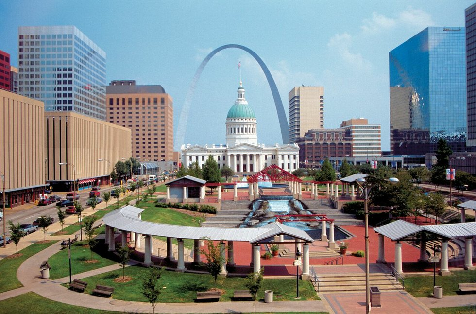 St. Louis ranked one of the best places for a 'quickie'—but not the kind you're thinking of