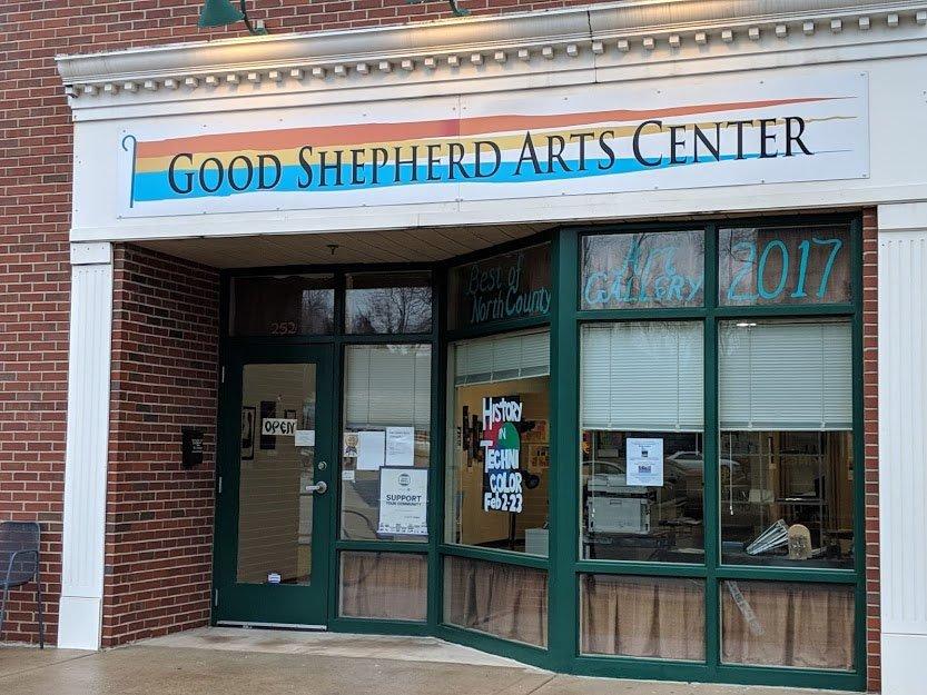 "Good Shepherd Arts Center hosts exhibit showcasing works ""ignited by the movement and spirit of Ferguson"""