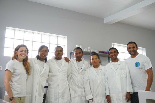 Dr. Rasambainarivo's lab.JPG