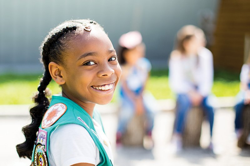 How New City School fifth-grader Legacy Jackson is helping the St. Louis community