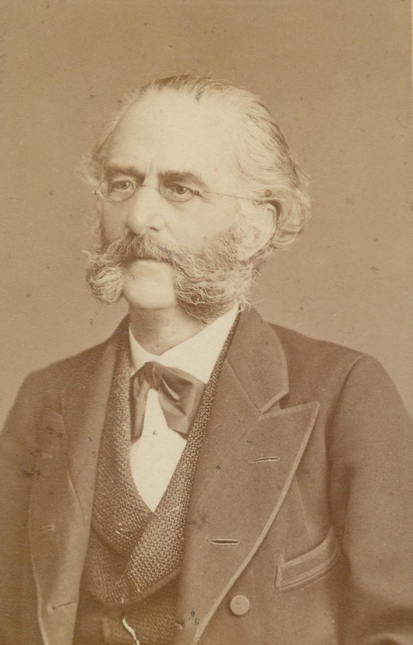 Henry Boernstein, Carte de Visite, Photograph by  Jean Baptiste Feilner, Bremen, August 1873, Missouri History Museum, St. Louis, N11676.jpg