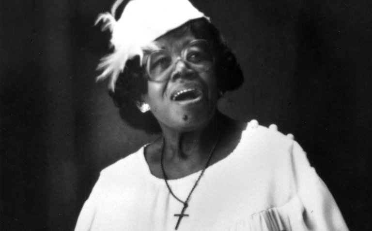 A rare interview with St. Louis legend Willie Mae Ford Smith, recorded in 1973 and now heard for the first time