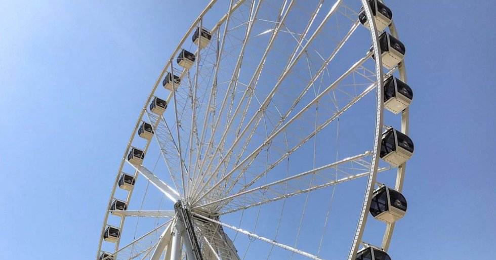 5 things to know about the St. Louis Wheel