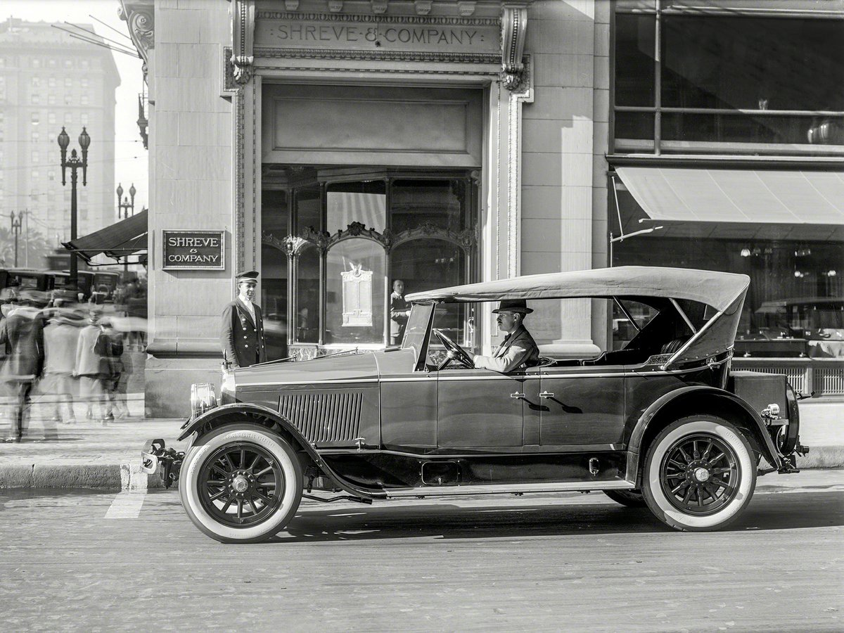 Many of the most iconic cars in history were first made in St. Louis—not to mention trucks that helped win World War II