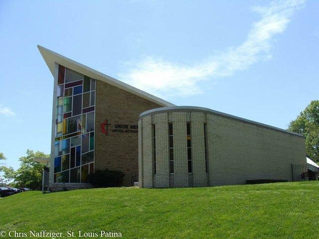 Union Memorial Methodist Church, Belt Avenue, Photograph by Chris Naffziger.jpg