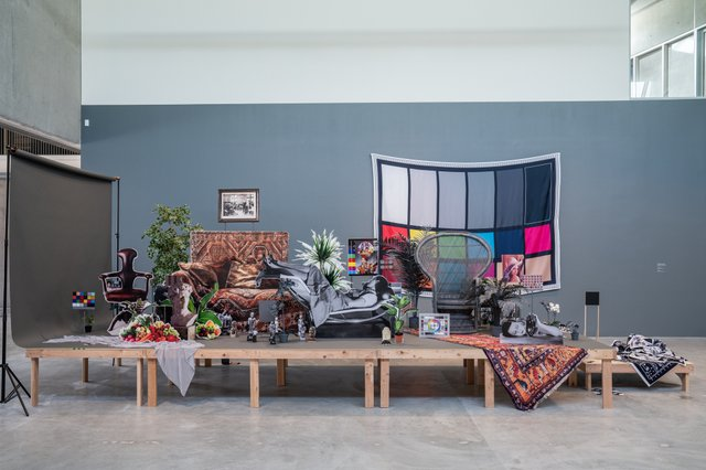 DSC02002 Stephanie Syjuco- Rogue States, installation view, Contemporary Art Museum St. Louis, September 6-December 29, 2019. Photo- Dusty Kessler.jpg