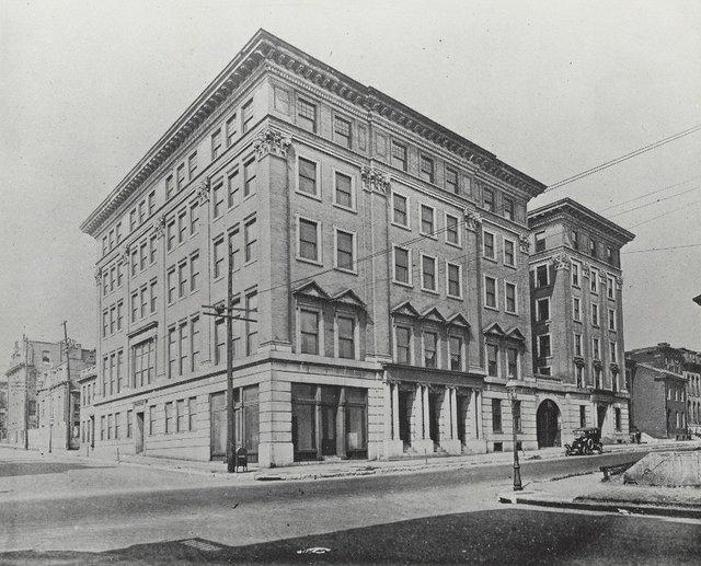 City Hospital #2, 2945 Lawton Avenue, 1920, Missouri History Museum, N27531.jpg