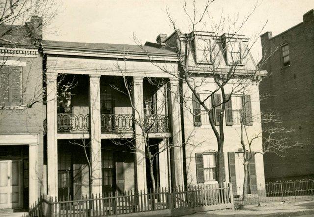 George W. Sherrick Residence, 2618 Seventh Street, Photograph by William Swekosky, Missouri History Museum, N03759.jpg