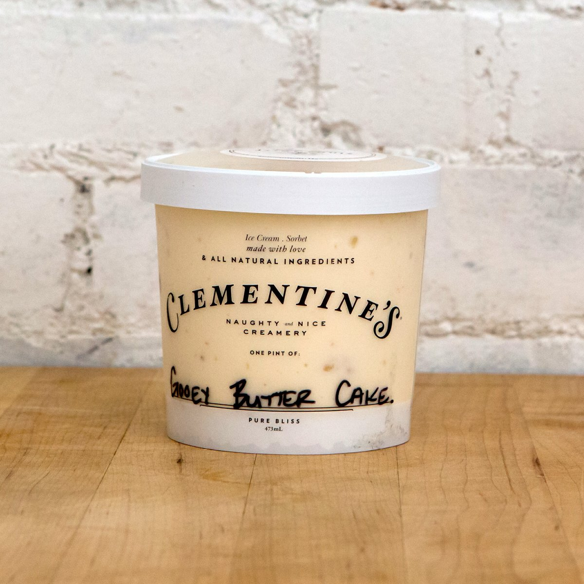 """Clementine's ice cream makes """"The O List"""" in the November issue of O, The Oprah Magazine"""
