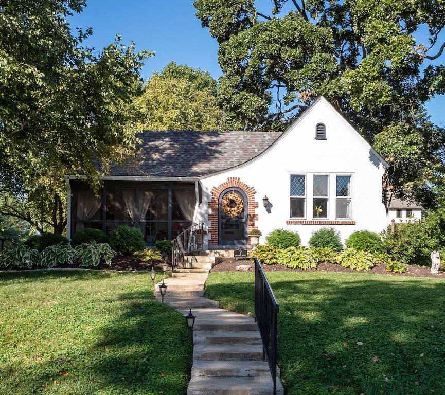 A Glendale cottage fit for a storybook