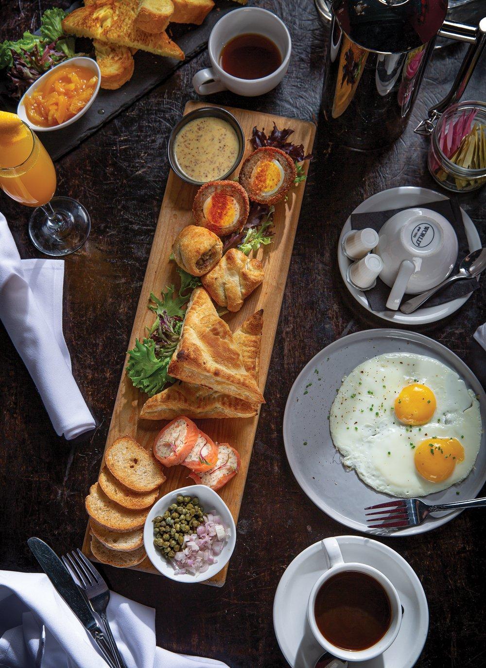 The Best Breakfast And Brunch Spots In St Louis