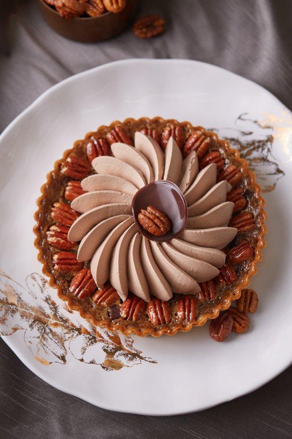 Chocolate Pecan Tart 7.JPG