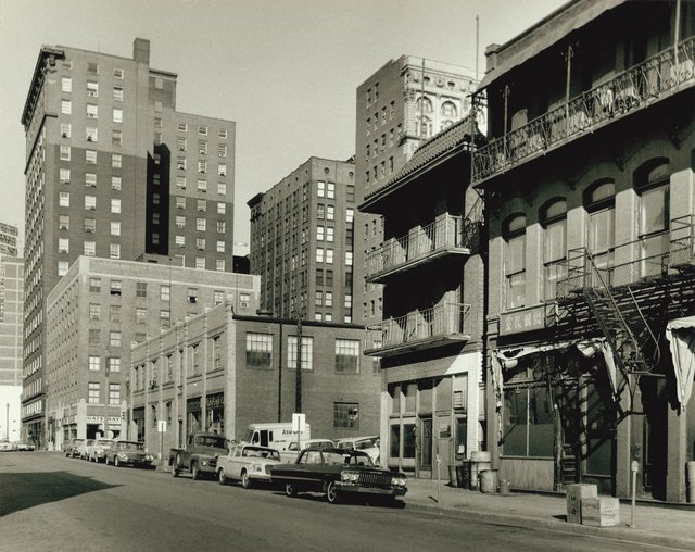 East Side of Eighth Street in the Chinatown District Between Walnut and Markets Streets, Summer 1964, Photograph by Dorrill Studio, Missouri History Museum, St. Louis, N35127 copy.jpg