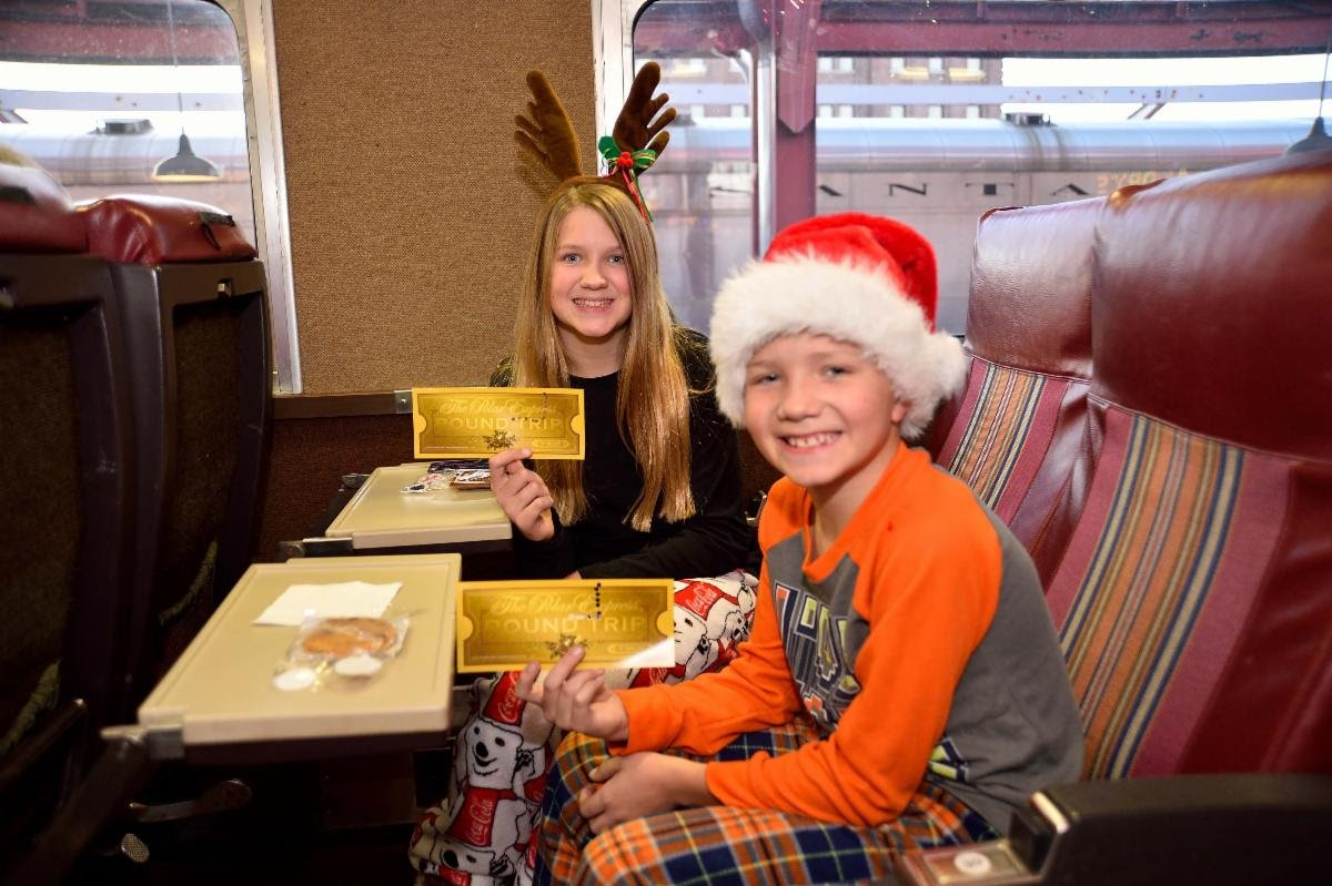 Polar Express is now open at Union Station