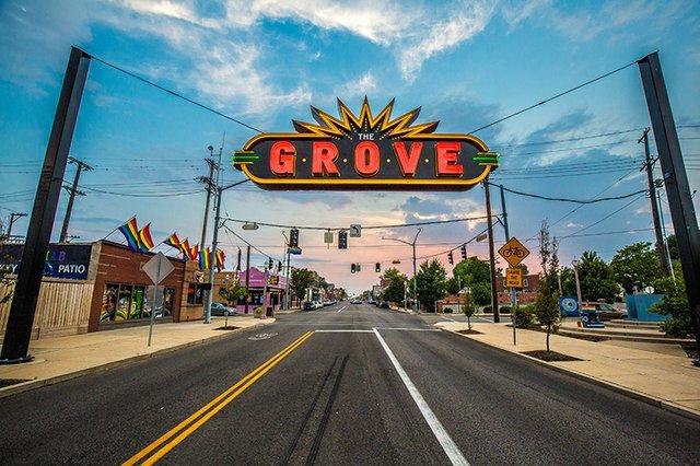 The Grove Sign daytime - Gordon Radford.jpg
