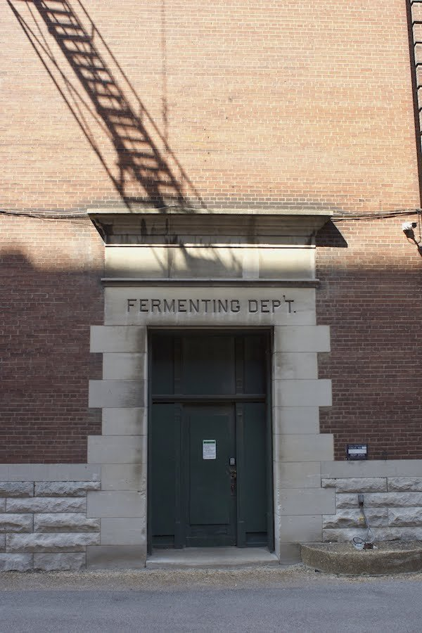 Door to New Fermenting House, Photograph by Jason Gray.jpg