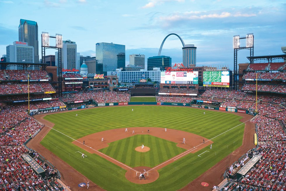 Cardinals get green light to welcome fans back to Busch Stadium in time for April 8 home opener