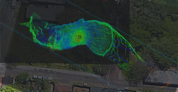 LIDAR image Overhead View, Courtesy of Ken Boyko.PNG