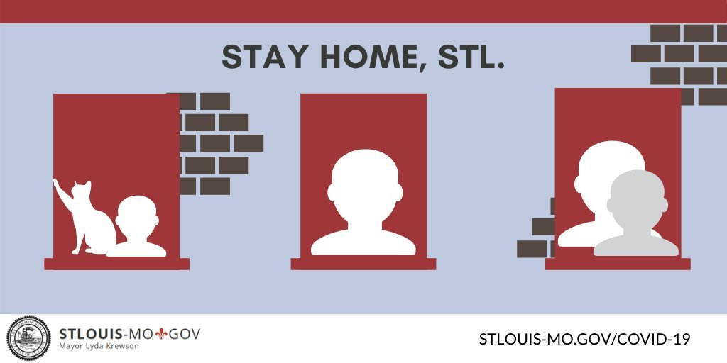 What Does The Stay At Home Order In St Louis City And County Mean