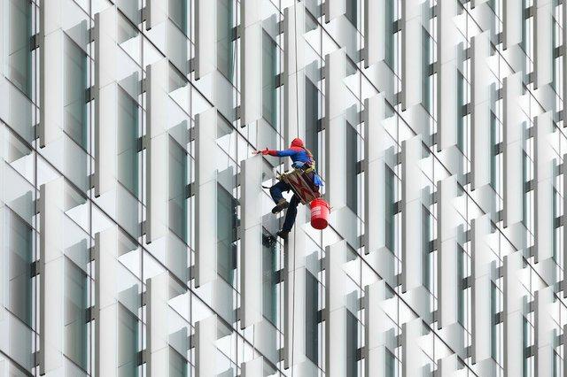 SLCH SuperHero Window Washers