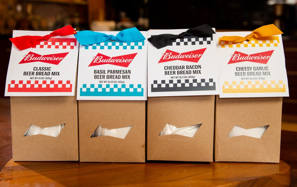 Schlafly and Anheuser-Busch roll out beer bread kits