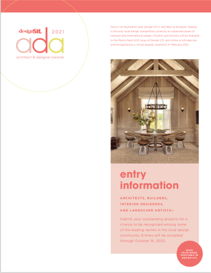 2021 ADA Entry Packet Download Image