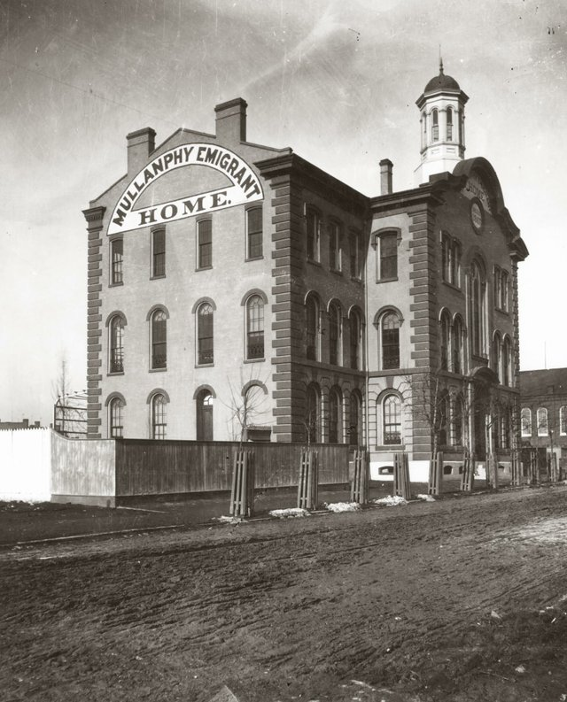 Mullanphy Emigrant Home, 1609 N. 14th Street, Emil Boehl, c. 1867, Missouri History Museum, N22209.jpg