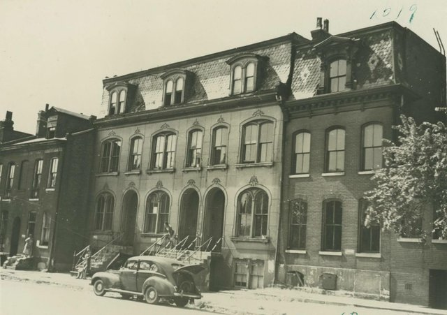 1013-17 Selby Place, William Swekosky, 1940, Missouri History Museum, N06925.jpg