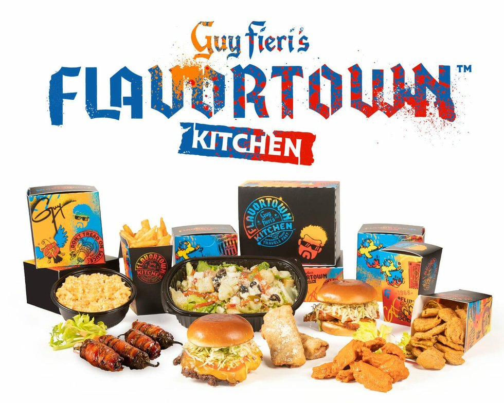 Guy Fieri's Flavortown Kitchen and MrBeast Burger kick off the next chapter of ghost kitchens in metro St. Louis