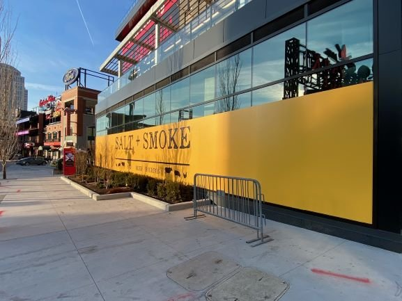 Salt + Smoke on track to open at Ballpark Village this May