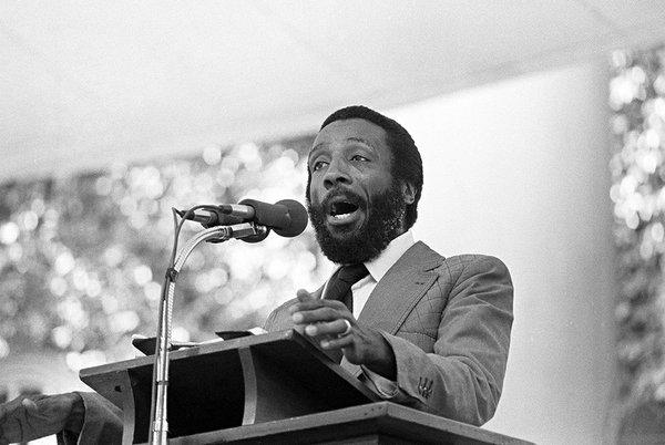 Dick Gregory 1975