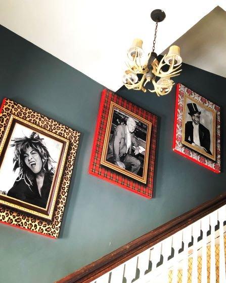 by Anne Schucard -- St. louis legends Tina Turner, Jack Buck and Josephine Baker_1.JPG