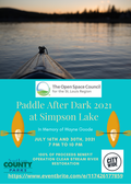 Paddle After Dark
