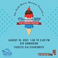 Bicentennial Ice Cream Social SMS