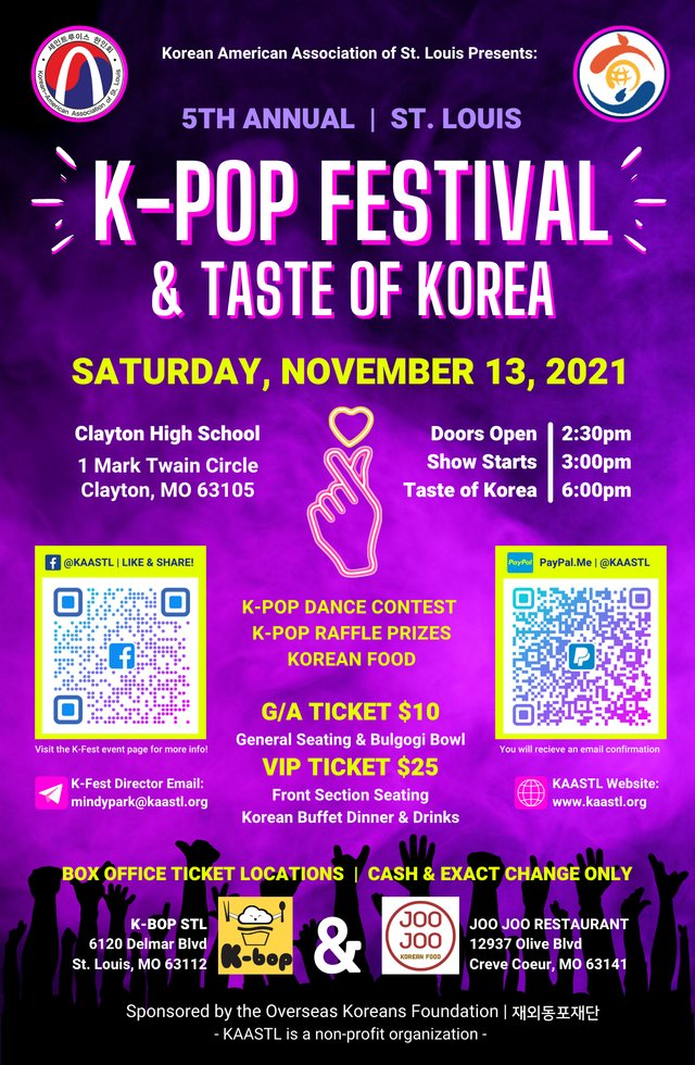 K-pop festival